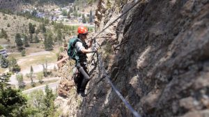 Via Ferrata Tour
